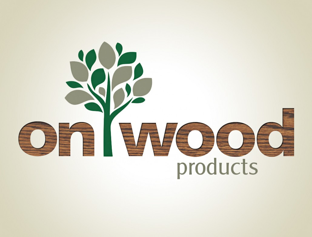 On-Wood Logo - Imagine | Creative web design & development
